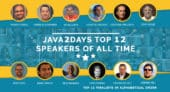 Java2Days Speakers of All Time: Top 12 Tech Gurus Revealed
