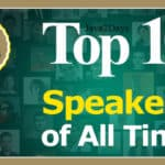 Who will be J2D speakers of all time?