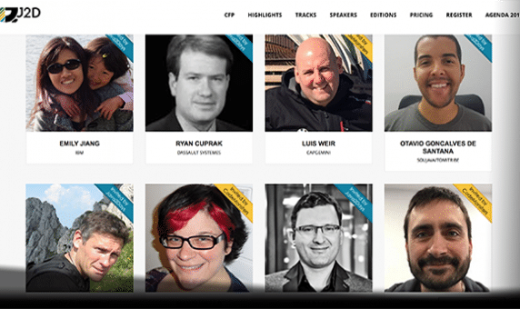 First Wave Speakers Announced!